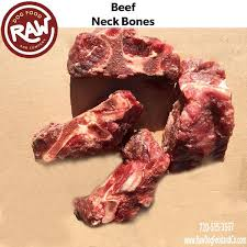 beef neck bones raw dog food diet for dogs u2013 raw dog food and company