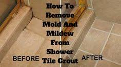 Grout Cleaning Products How To Remove Mold And Mildew From Shower Tile Grout Clean