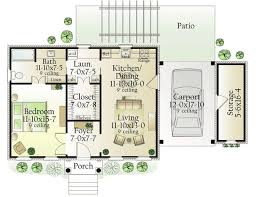 best 25 one bedroom house plans ideas on pinterest 1 bedroom