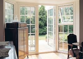 Secure French Doors - 1st class window systems ltd manufactures of high quality upvc