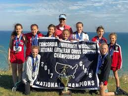 Wisconsin Travel Girls images St peter 39 s girls cross country team named national champions jpg&a