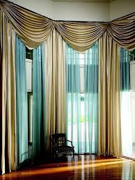 combination of different colors 10 curtain ideas for living room