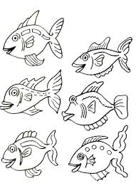 finding nemo dory coloring page top fish coloring sheet kids