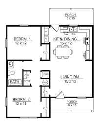 Vacation Cottage House Plans by Awesome 2 Bedroom Vacation Home Plans 3 Small Floor Home Act