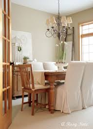 Slipcover Dining Room Chairs Dining Room Chair Slipcovers