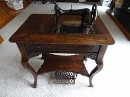 solid wood sewing machine cabinets 1920 s antique solid wood minnesota sewing machine by ohiotreasure