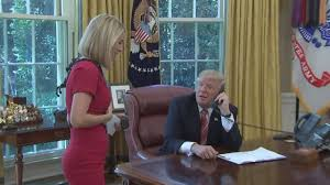 trump redesign oval office president trump taking heat after singling out reporter in oval