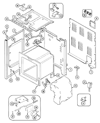 i am looking for the wiring diagram of a maytag range model