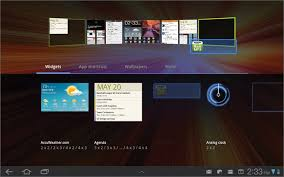 android customization how to customize the home screen on your android tablet