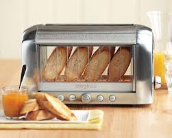 Fun Toaster Watch The Toast Transparent Magimix Vision Toaster Kitchn
