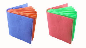 how to make origami book for kids diy crafts hd youtube