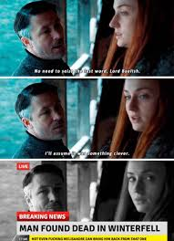 Little Meme - 23 funniest memes of game of thrones that are hilarious af