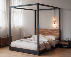 bed frames wallpaper full hd distressed platform bed rustic
