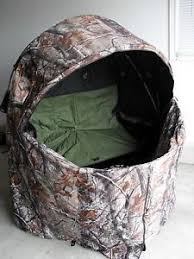 tent chair blind ameristep two chair blind also mod