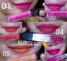 Lipstik Nyx Replika 12 nyx matte me ultra smooth replika sleek daftar update harga