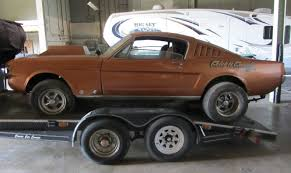 gold u0027n greedy 1966 ford mustang gasser u2026 retired forgotten