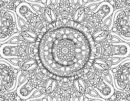 Mandala Coloring Pages Mandala Flowers Coloring Pages