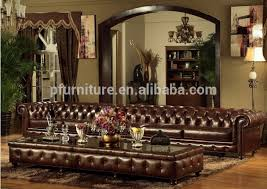 Chesterfield Sofa Set Classic Leather Chesterfield Sofa Leather Sofa Set Chesterfield