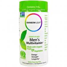 Rainbow Light Vitamins Rainbow Light Prenatal One Vitamins Minerals Supplements