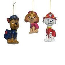 A Christmas Story Ornament Set - paw patrol christmas ornaments u0026 tree decorations target