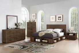 modus furniture mckinney 4 piece king storage bedroom set