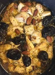cuisiner pour 10 personnes tajine au poulet amandes et pruneaux recette pour 10 personnes