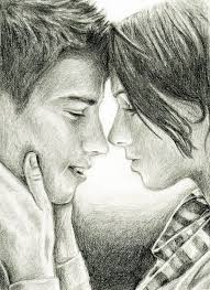 best 25 drawings of love couples ideas on pinterest sketches of