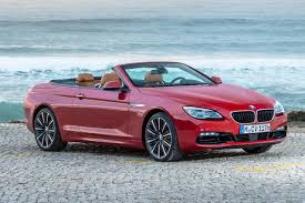 bmw convertible 650i price 2016 bmw 6 series convertible pricing for sale edmunds