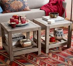 Riverside Coffee Table Living Room The Bunching Coffee Table 16503 Riverside Furniture