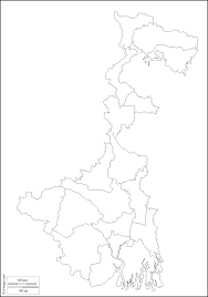 Blank Map Of Scotland Worksheet by Geography Blog Maps Of West Bengal India