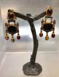 percossi papi earrings diego percossi papi jaded jewels inc