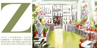 florist nyc zeze flowers gifts gardens antiques events 938 ave