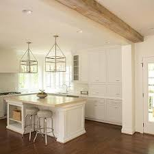 Kitchen Hood Designs Ideas by White Plaster Kitchen Hood Design Ideas