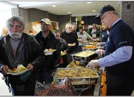 volunteer thanksgiving soup kitchen new jersey kitchen cabinets