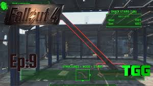 Home Decorators Games Fallout 4 Ep 9 Building A Metal House Youtube