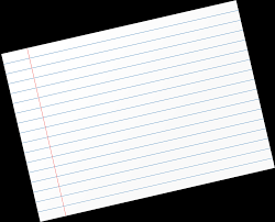 blank paper to write clipart paper page paper page