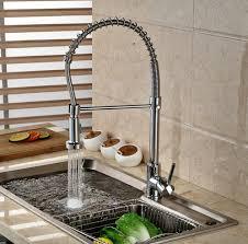 kitchen faucet outlet vima chrome 1 handle dual sprayer kitchen faucet canada faucet