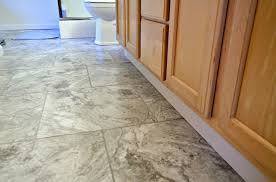 easy diy vinyl flooring with groutable tile