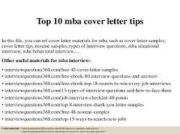 cover letter mba cover letter example program cover letter