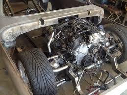 Ford Explorer Engine Swap - 62 ford f100 unibody ecoboost build