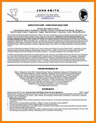 head chef resume sample executive chef resume samples resume