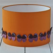 burnt orange lamp shade beautiful orange lamp shade u2013 best home