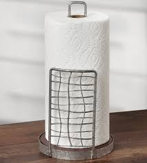 table paper holder rustic paper towel holder in paper towel holders