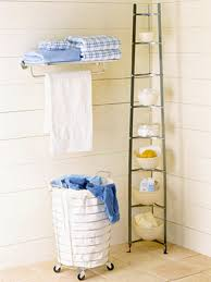 Towel Bathroom Storage 47 Creative Storage Idea For A Small Bathroom Organization