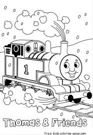 thomas train coloring book pages free printable coloring pages