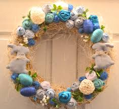 cheerful handmade easter wreath designs to get your home in the