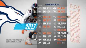 denver broncos season tickets