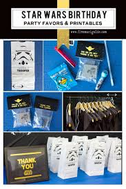 wars party favors wars birthday party part ii party favors wars birthday