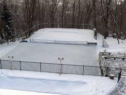 triyae com u003d backyard ice rink diy various design inspiration