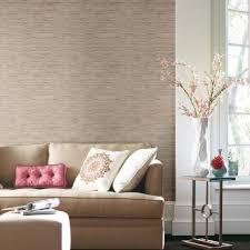 Peel And Stick Wallpaper   grasscloth peel stick wallpaper roommates